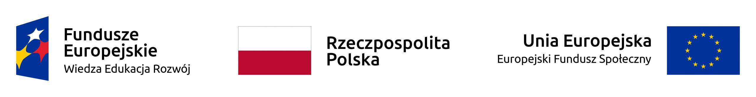 Logotypy UE i PL