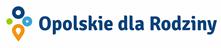 Logo Opolskie dla rodziny