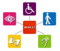 Obrazek przedstawiajacy WCAG 2.1